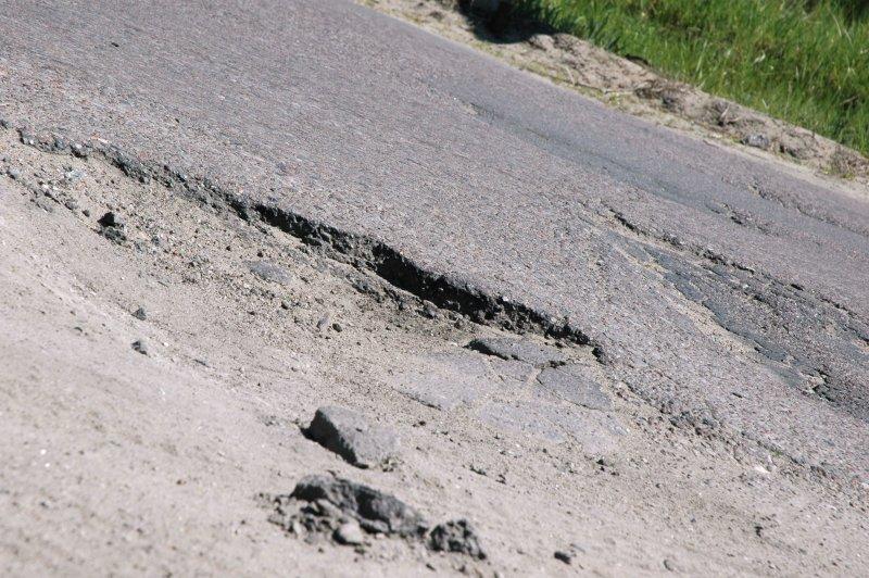 Zły stan miejskich dróg to najczęstsza przyczyna uszkodzenia samochodu. (Fot. Gazeta Bałtycka)