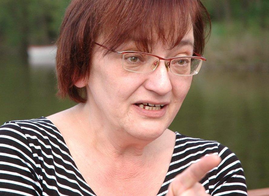 Małgorzata Ostrowska, była pomorska posłanka SLD - oczyszczona z zarzutów korupcyjnych