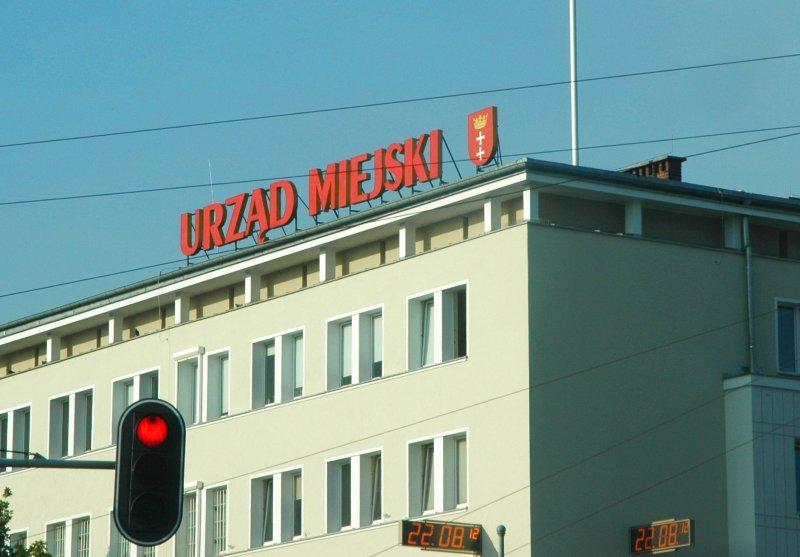 Urząd Miejski w Gdańsku. (Fot. Gazeta Bałtycka)