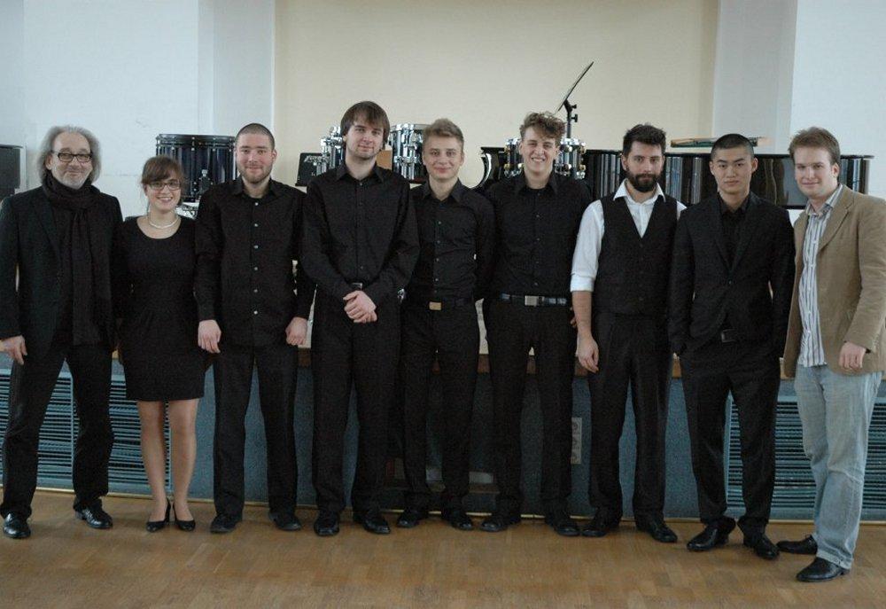 Akademia Muzyczna w Gdańsku, klasa perkusji