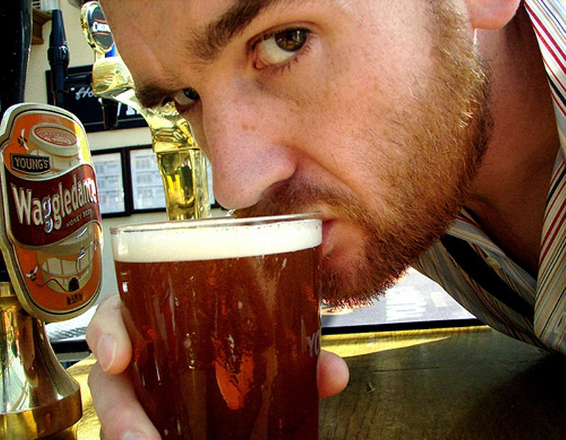 Alkoholowy problem czasem ciężko jest dostrzec