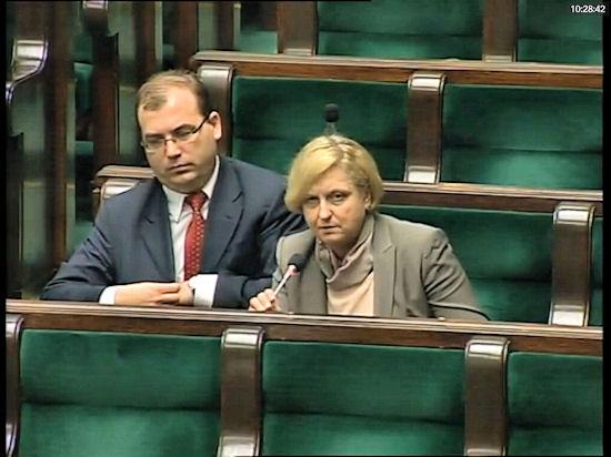Sprawa Port Service była omawiana z Sejmie
