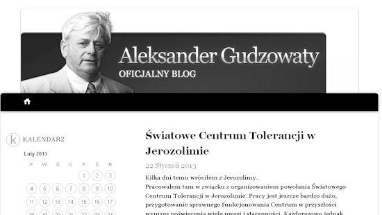 Aleksander Gudzowaty miał 74 lata.