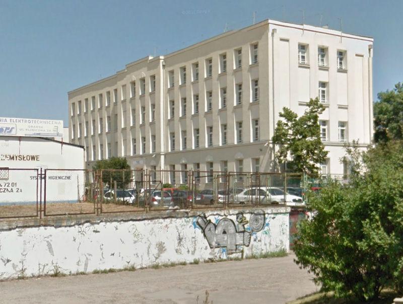 Pomorski Odział Narodowego Funduszu Zdrowia przy ul. Marynarki Polskiej