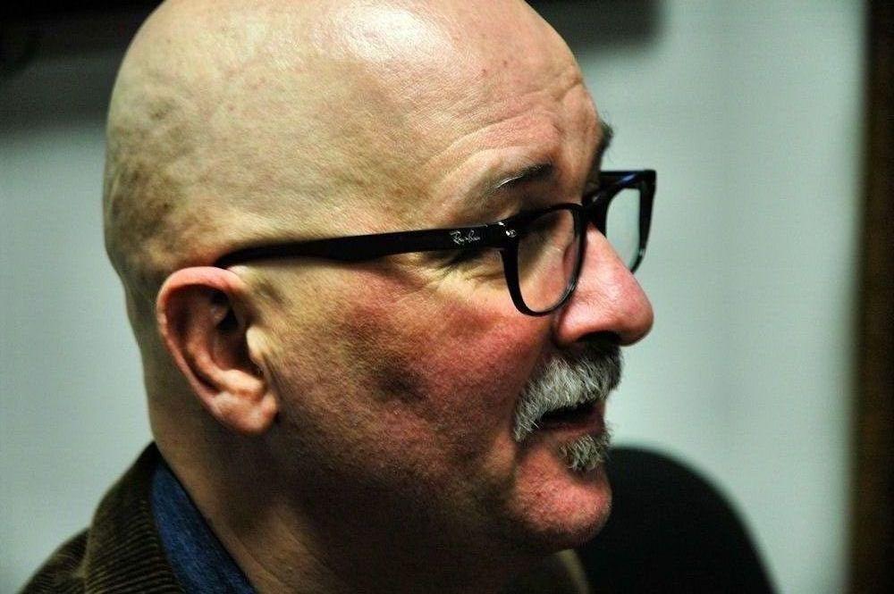 Vincent V. Severski - pseudonim literacki byłego pułkownika polskiego wywiadu. (Fot. Gazeta Bałtycka)