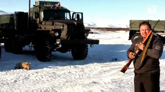 Syberia - Ekspedycja Stulecia 2008 - opowiada Romuald Koperski