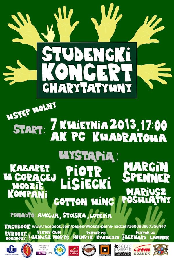 III Studencki Koncert Charytatywny