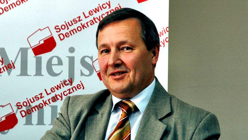 Andrzej Różański - Przewodniczący SLD w Gdyni, Wiceprzewodniczący Pomorskiego SLD.