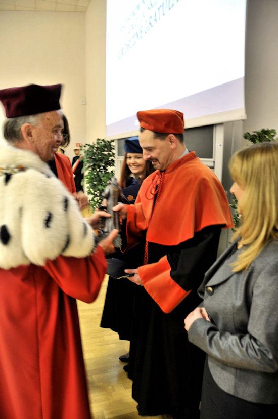 Święto społeczności akademickiej Uniwersytetu Gdańskiego