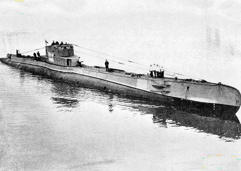 """ORP """"Orzeł"""" na dnie Morza Północnego? """"Zaginięcie okrętu do dziś owiane jest tajemnicą"""""""