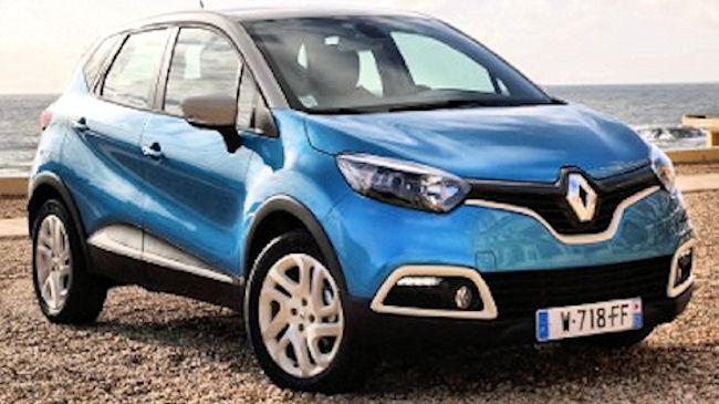 Renault Captur na polskim rynku motoryzacyjnym