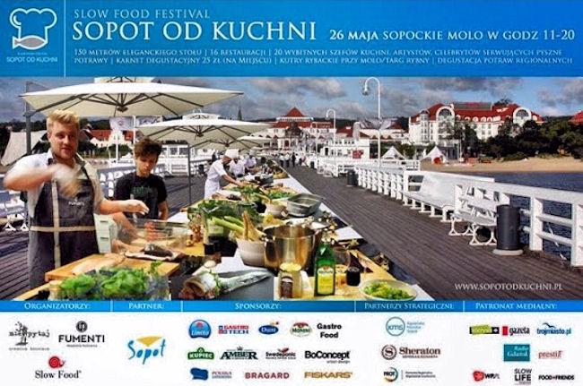 Slow Food Festival, czyli Sopot od kuchni