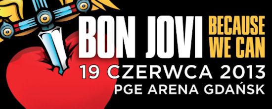 Bon Jovi w Gdańsku - ważne informacje przed koncertem