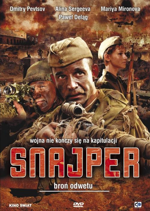 Snajper - Broń odwetu