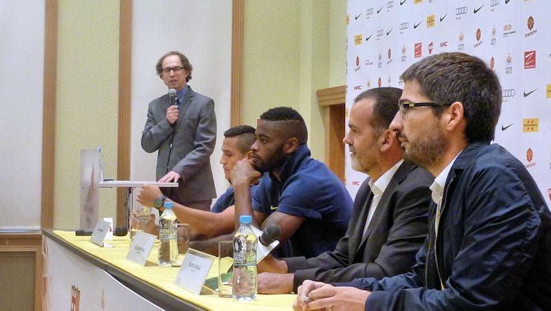 FC Barcelona w Gdańsku