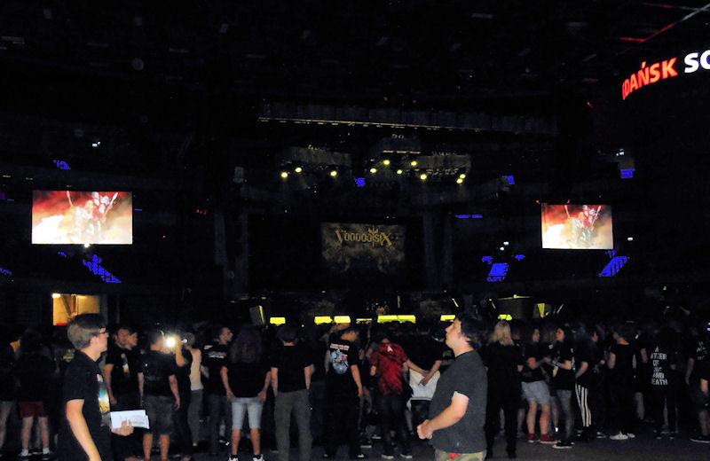 Iron Maiden zagrał w Gdańsku