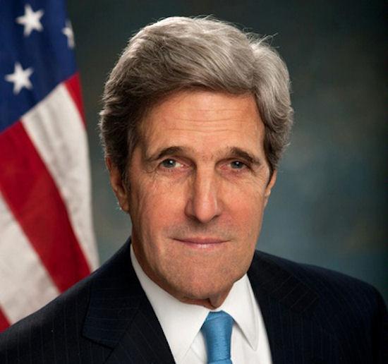 John Kerry - sekretarza stanu USA