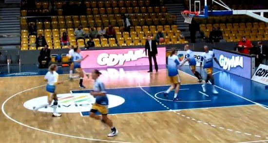 8. Kolejka Basket Ligi Kobiet: Riviera Gdynia - AZS Gorzów Wlkp. (76:73)