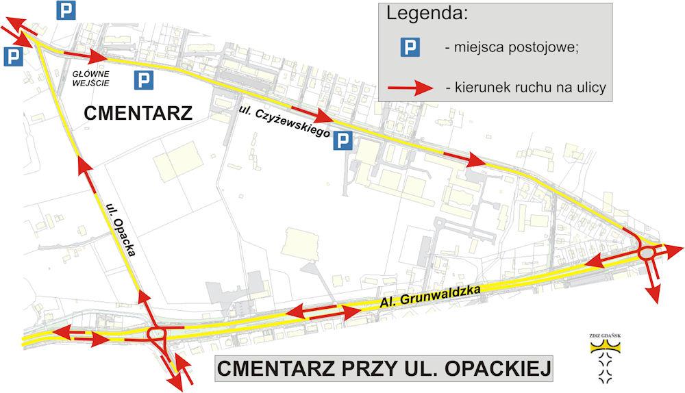 Cmentarz ul. Opacka