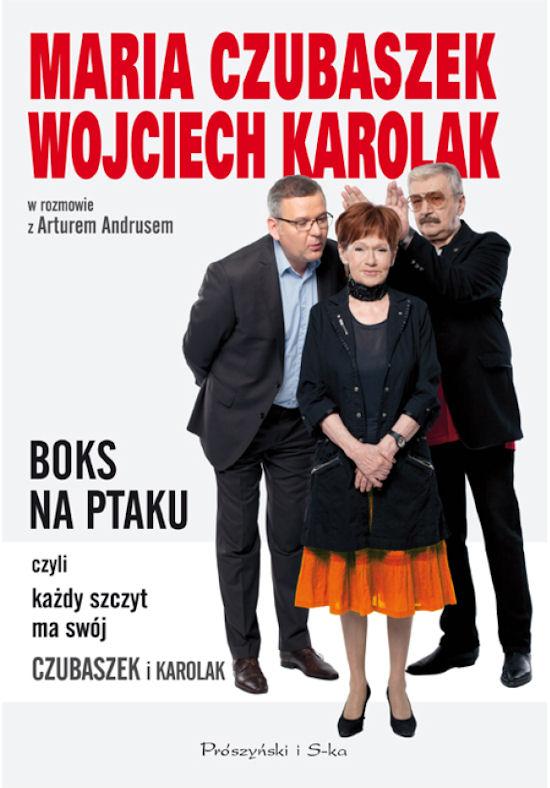 BOOKS NA PTAKU, czyli każdy szczyt ma swój Czubaszek i Karolak