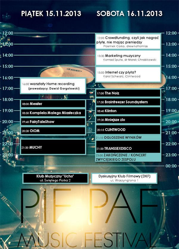Pif Paf Music Festival