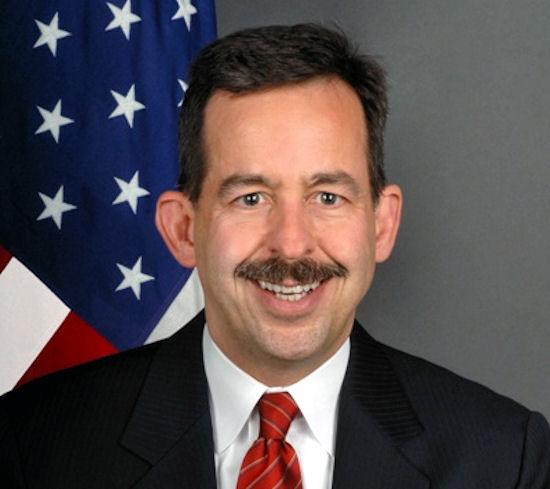 Stephen Mull - Abasador Stanów Zjednoczonych w Polsce