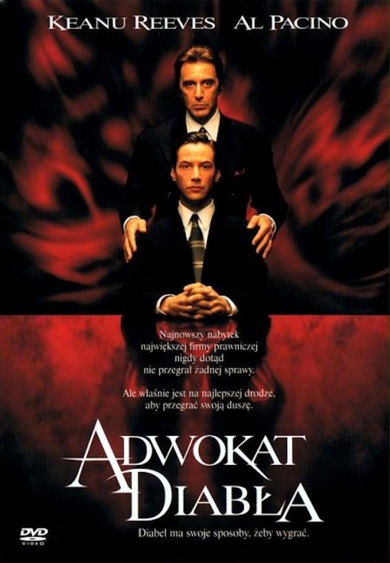 """Zło jest wszechobecne, czyli o filmie """"Adwokat diabła"""" w reżyserii Taylora Hackforda"""