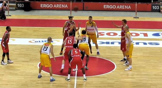 Trefl Sopot pokonał Śląsk Wrocław 87:73