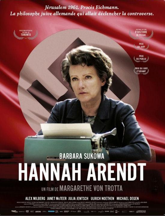 """Hannah Arendt"""