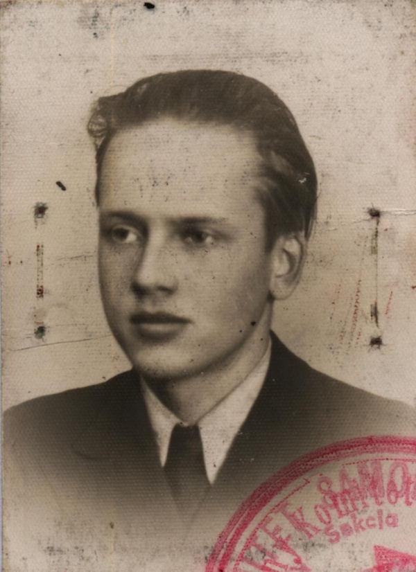"Stanisław Huskowski ps. ""Ali"""