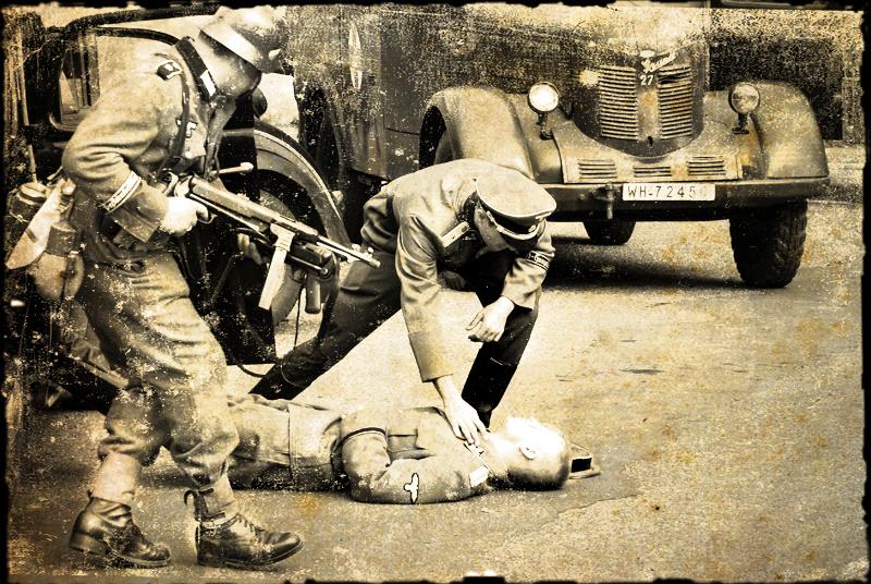 """""""Akcja Kutschera"""". Nowe, nieznane fakty dotyczące zamachu na Franza Kutscherę"""