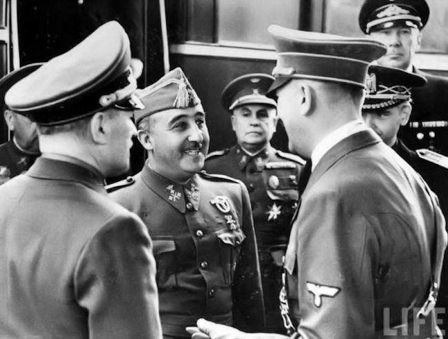 Hiszpania lat 30-tych. Wiele punktów widzenia, czas marzeń, bratobójczych walk i światowy poligon idei (cz. 2)