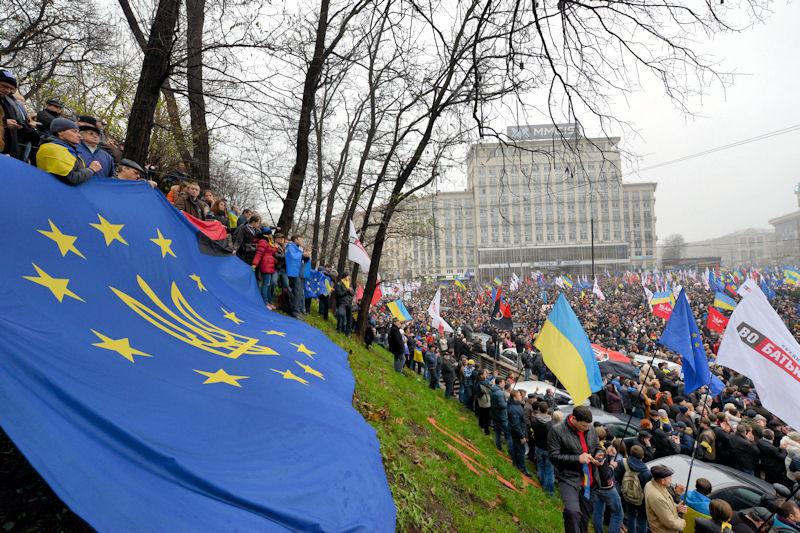 Ukraina. Trochę inny punkt widzenia