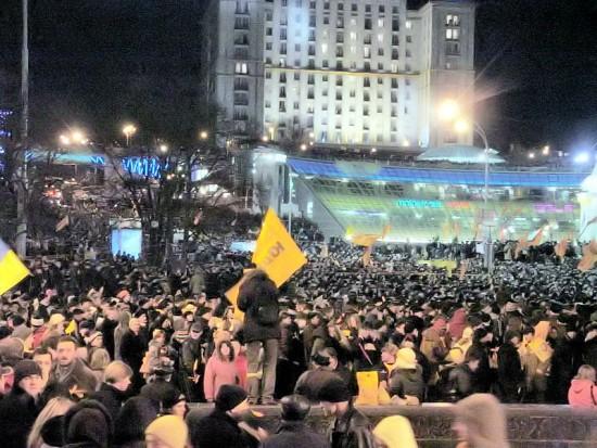 """""""Na Ukrainie będzie bardzo trudno o spokój i jakikolwiek ład"""""""