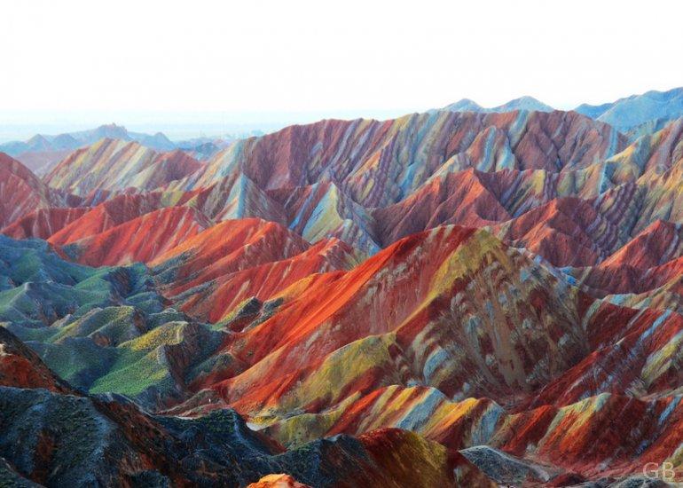 GóryDanxiaChiny