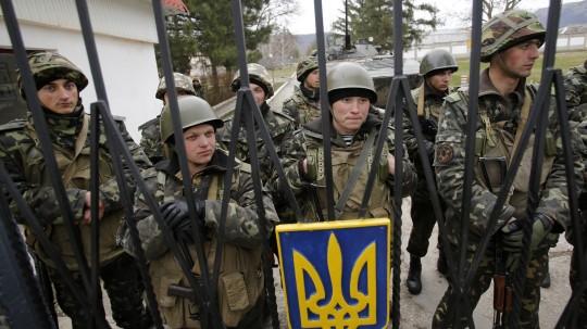 Ukraina nazywa rosyjskie posunięcie deklaracją  wypowiedzenia wojny