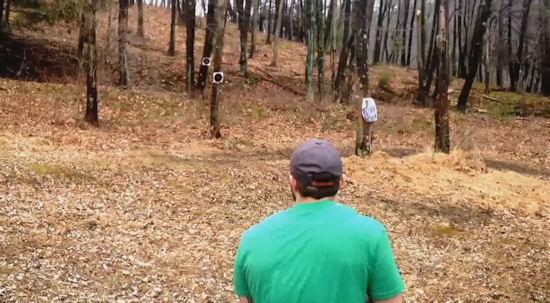 Strzelanie do tarcz bywa bardzo niebezpieczne