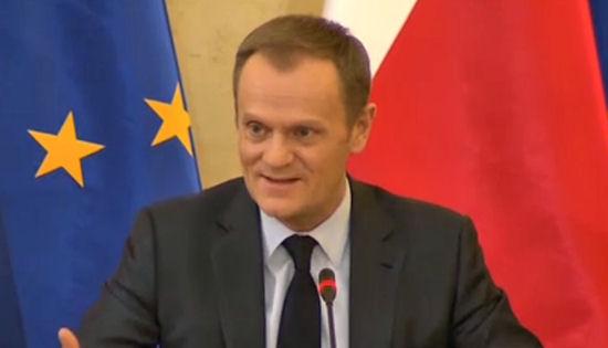 """Tusk szefem Rady Europejskiej. """"To sukces wszystkich Polaków"""""""