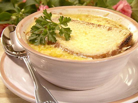 Kuchnia Daniela Knapika: Zupa cebulowa