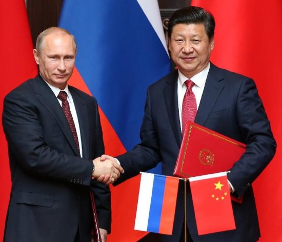 ChinyRosjaWspółpracaMaj2014