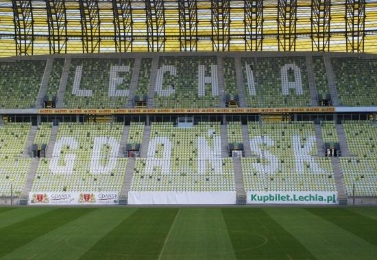 Stadion Lechii Gdañsk (PGE Arena)/Gazeta Bałtycka