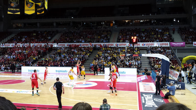 Trefl Sopot w półfinale Tauron Basket Ligi