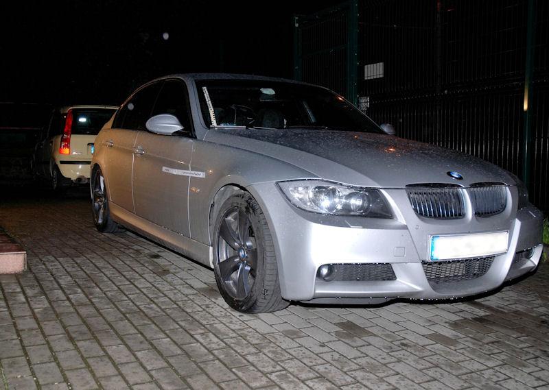 BMW-skradzione