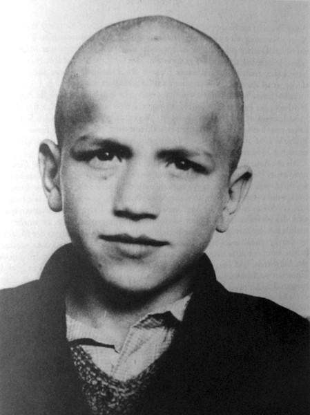 Ernst Lossa w 1942 roku.  Jego dziecięca moralność stała ponad moralnością dorosłych - powiedział producent filmu Ulrich Limmer