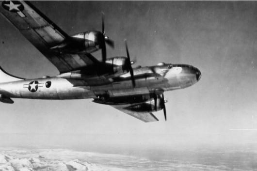 B-29 S był bombowcem dalekiego zasięgu. Podczas zimnej wojny używano go do misji rozpoznawczych.