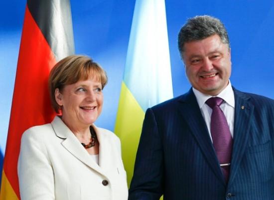 Merkel_Poroszenko