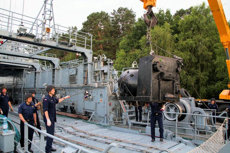 """Największe tegoroczne manerwy sił 8. Flotylli Obrony Wybrzeża """"Wargacz 2014"""""""