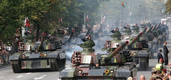 POLAND-ARMY DAY