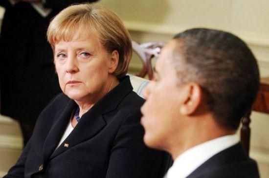 Merkel mówi, cała reszta ma słuchać