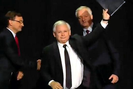 Porozumienia na prawicy. Czy Kaczyński, Gowin i Ziobro będą rządzić?